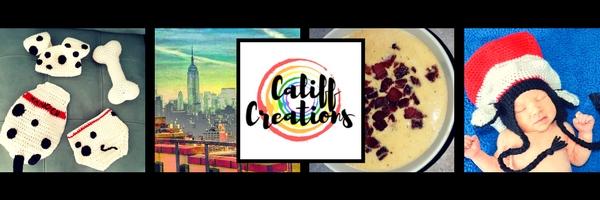New York, soup, crochet, family